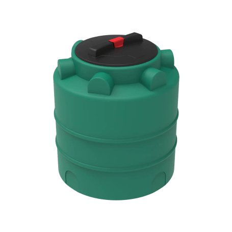 Топливный бак 100 л для дизельного топлива (код ДК100КЗ_ДТ)